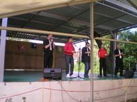 Highlight for Album: 2010 május 1. fellépéseink: Tapolca, Sümeg, Révfülöp